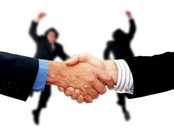 bắt tay